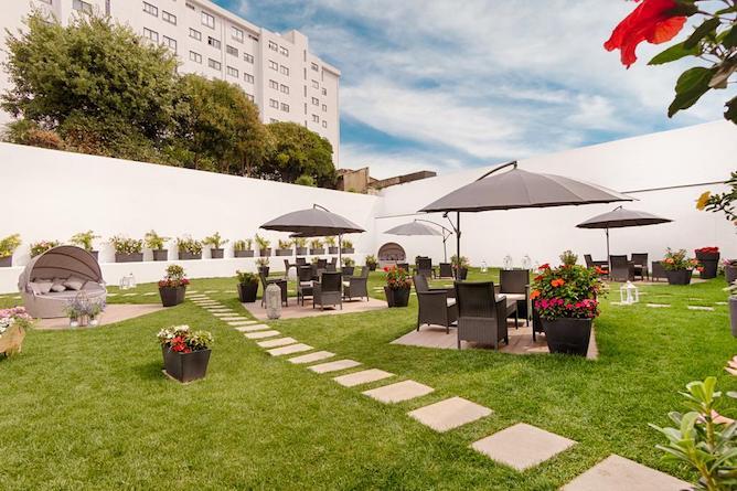 garden hotel cristal porto