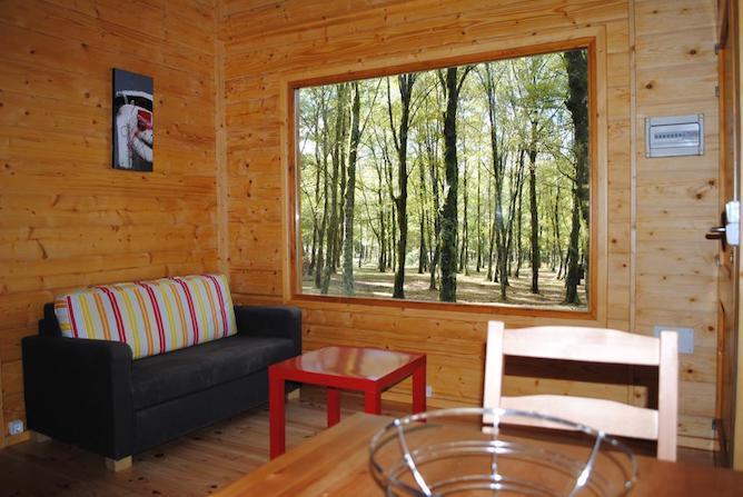 living room bungalows peneda