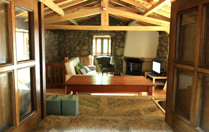 living room casas peneda