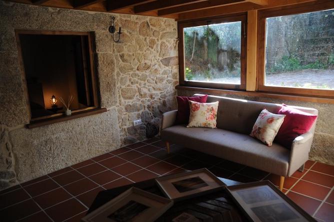 living room casinhas levada geres