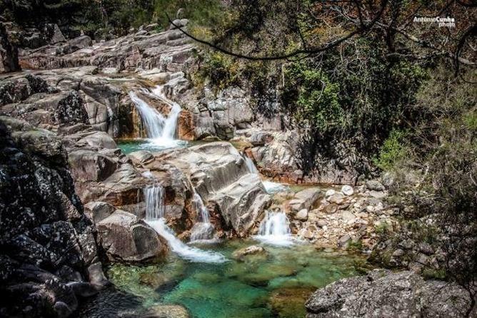 mata albergaria waterfalls geres