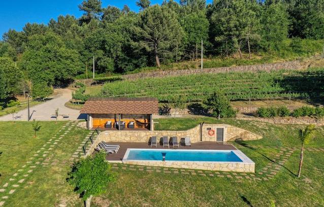 piscina quinta silharezes