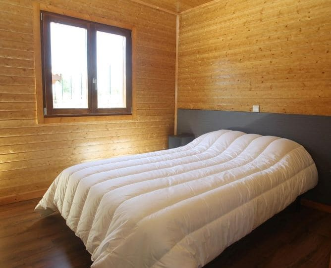bedroom douro camping