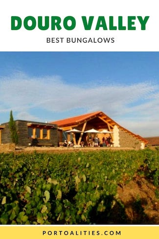 best bungalows douro valley