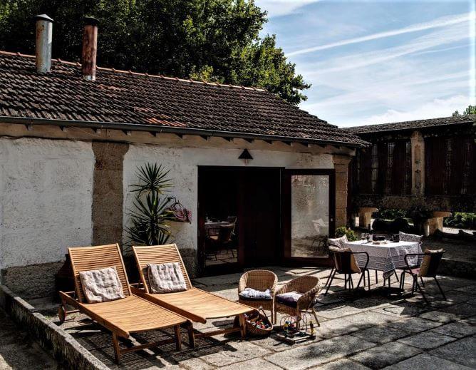 casa agricola levada eco village bungalow