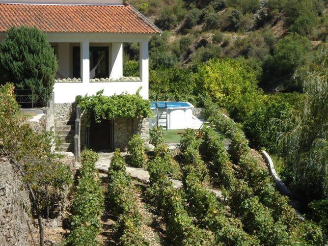 casa riacho bungalows douro