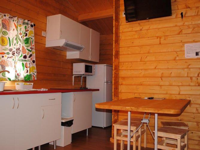 cozinha bungalows naturwaterpark