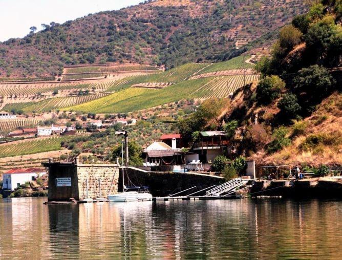 landscape douro yachts chalets