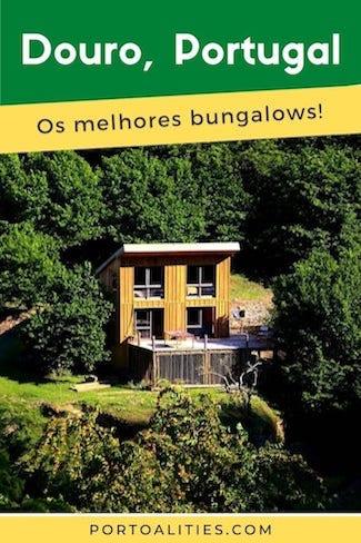 melhores bungalows douro portugal