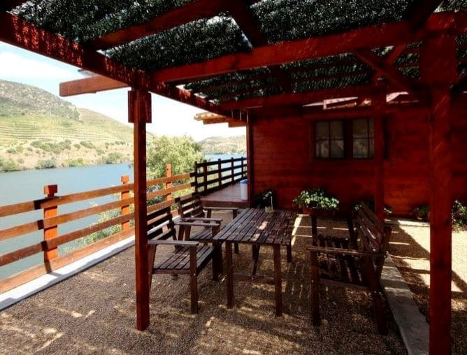 outdoor douro yachts chalets
