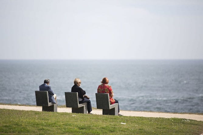 aposentados porto portugal