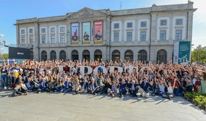 comunidade internacional universidade porto