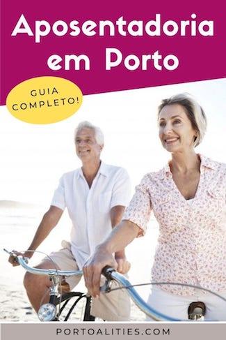 guia aposentadoria porto portugal