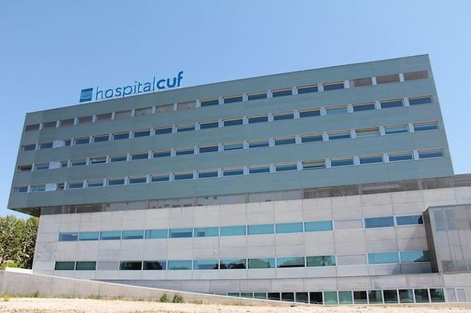 hospital cuf porto