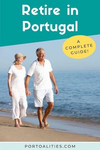 how to retire in porto