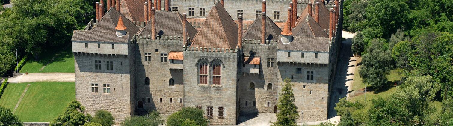 palacio duques braganca guimaraes