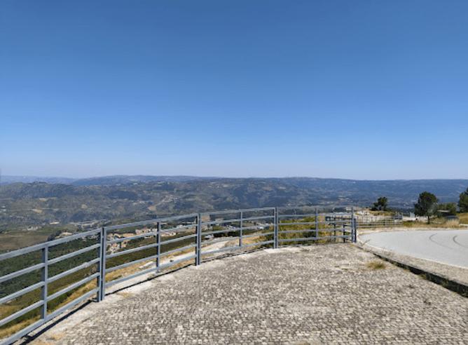 boa vista viewpoint access road