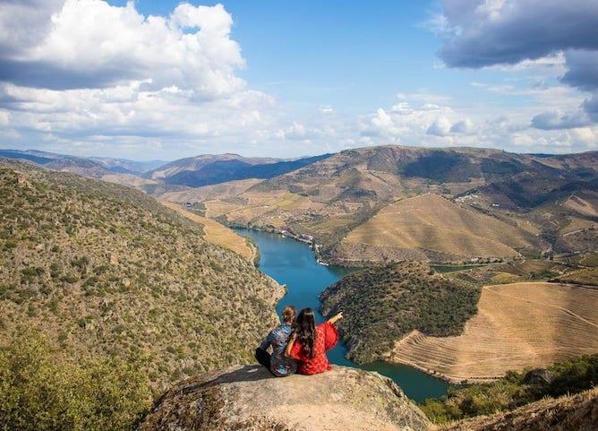 sao salvador mundo viewpoint douro valley